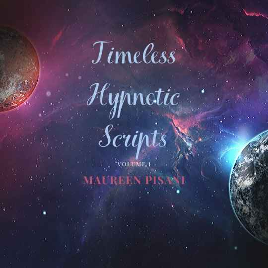 celestial image, timeless hypnosis scripts